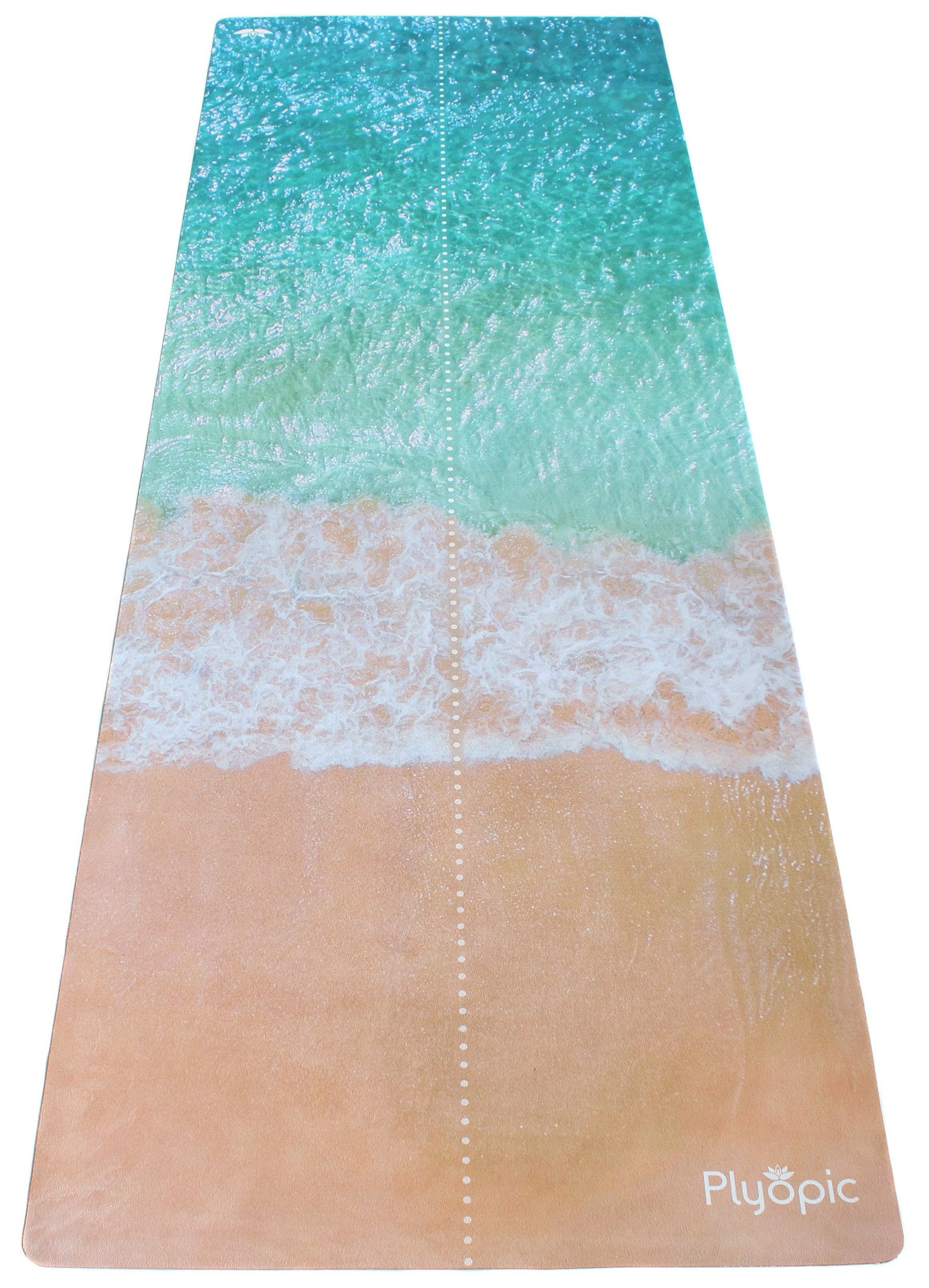 Plyopic-Travel Yoga Mat / Towel Beach Face-Yoga Mat