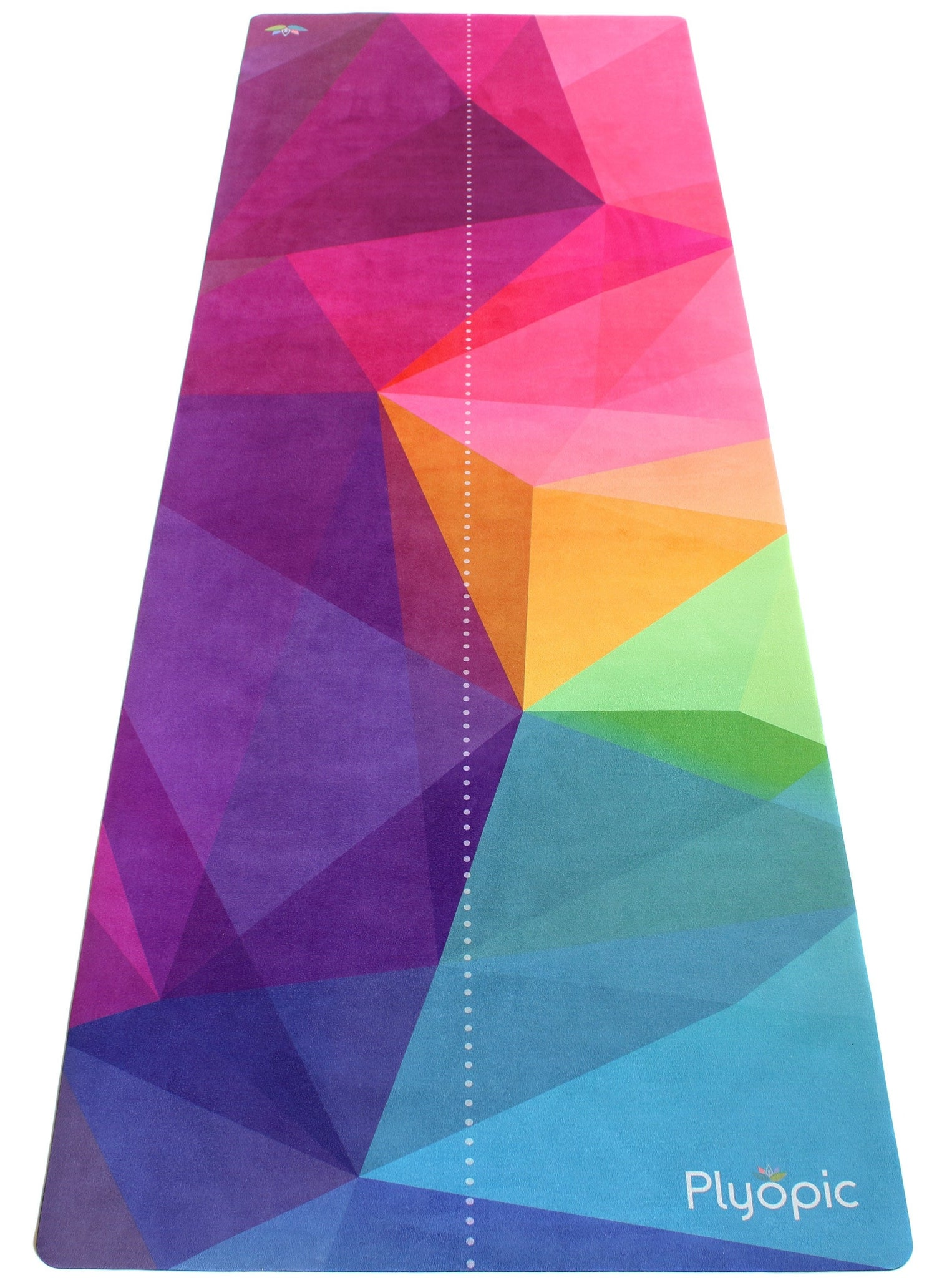 Plyopic-Travel Yoga Mat / Towel Neometric-Yoga Mat