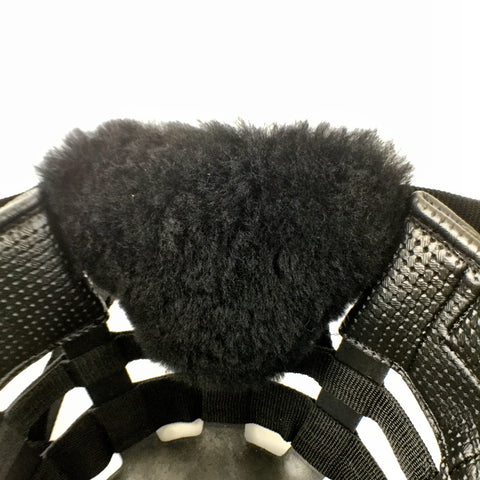 Have A Heart Grazing Muzzle Sheepskin interior
