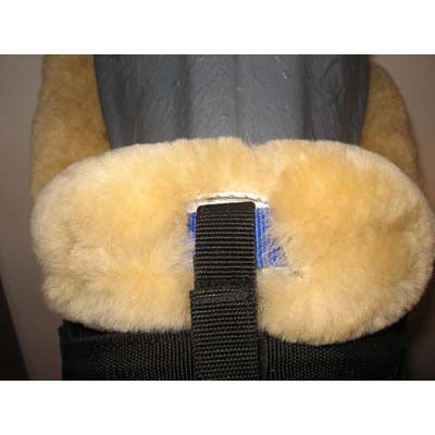 Sheepskin for Standard and Cribbing Muzzles