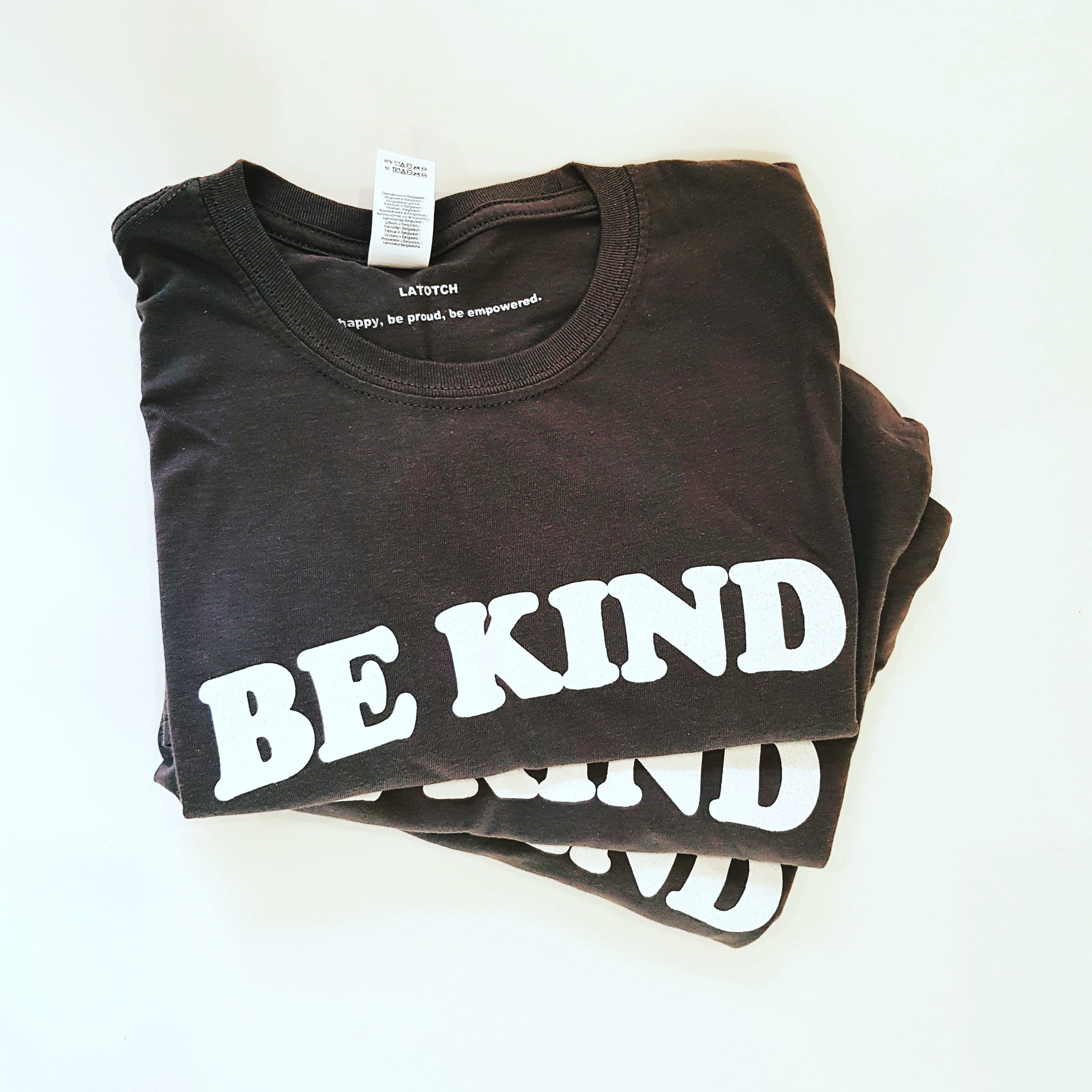 Be kind and dream (grey)