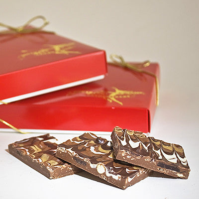 Chocolate Bark Boxes