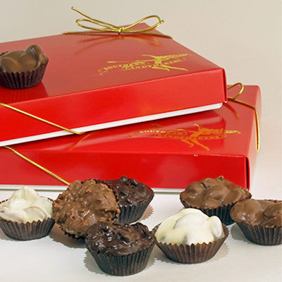 Chocolate Cluster Gift Boxes