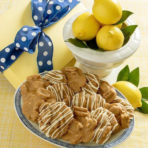Lemon Pralines