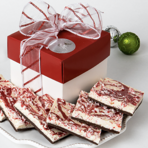 Peppermint Bark Gift Box