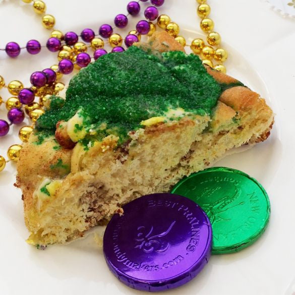 King Cake Gift Package