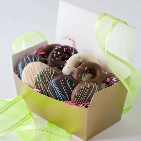 Springtime Pretzels and Oreos® Gift Box