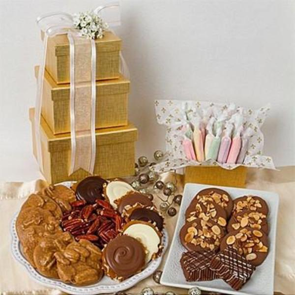 Gift towers southern candymakers 504 523 5544 petite sweet tower negle Image collections