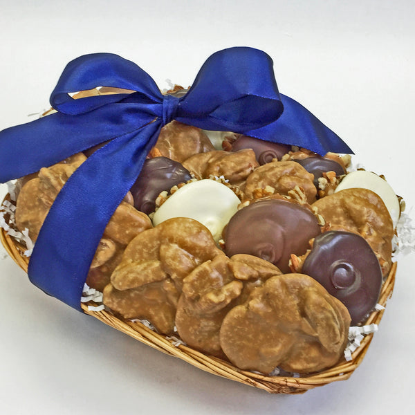 Praline & Tortue Gift Baskets