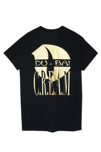 DUBAI CREAM T-shirt (Black or Tan)