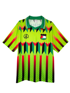 FC PALESTINA x HYPEPEACE COLLAB Away Neon Green