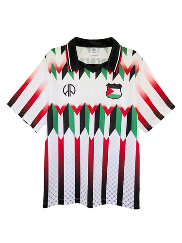 FC PALESTINA x HYPEPEACE COLLAB Home White