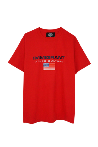 IMMIGRANT USA T-shirt