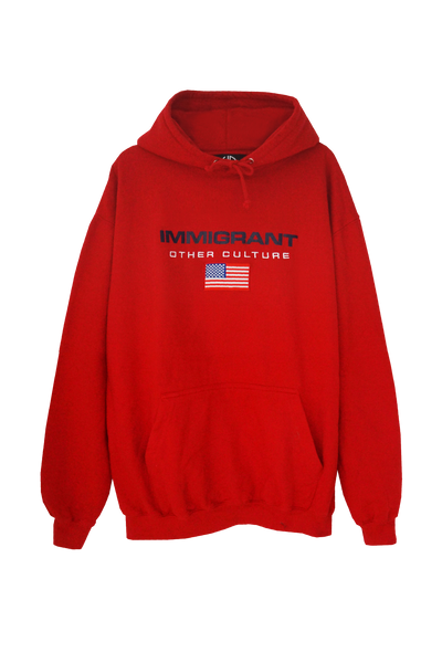 IMMIGRANT USA Hoodie