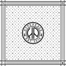 HP PEACE SCARF (WHITE)