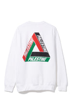 SAMPLE Palestine Sweater (White)