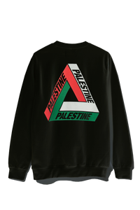 Palestine Sweater (Black)