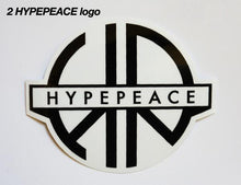 HYPEPEACE STICKER Pack