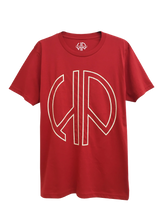 GLOW HP T-shirt (Red)