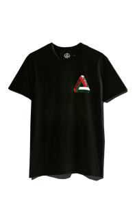 Palestine T-shirt (Black)