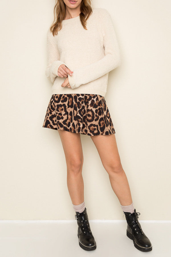 Leopard Shorts - Shop Sugar Sands