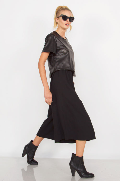 Black Gaucho Pants - Shop Sugar Sands