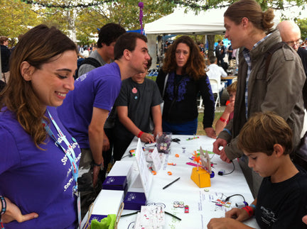 Wanted: A Volunteer For Maker Faire Bay Area