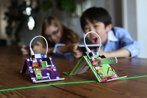 Integrating littleBits Into the Classroom: Tips and Tricks