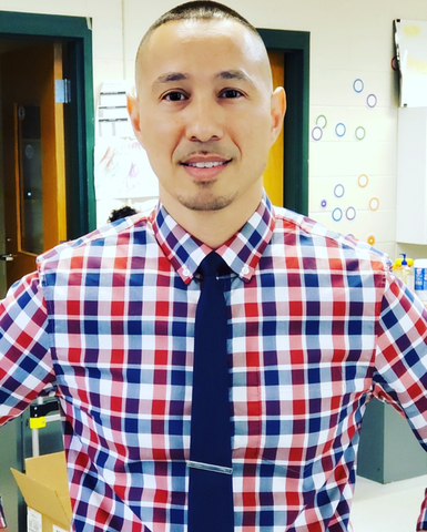 Featured Educator: Jorge Valenzuela