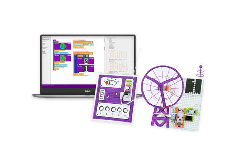 "littleBits' New Expansion Packs Put the ""Technology"" and ""Mathematics"" Back Into STEAM"