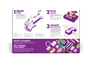Electronic Music Inventor Kit