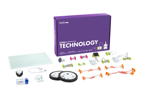 Code Kit Expansion Pack: Technology
