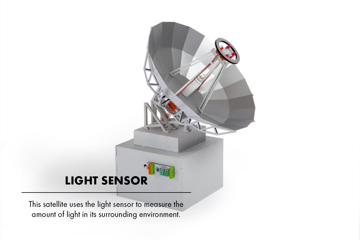 light sensor – littleBits