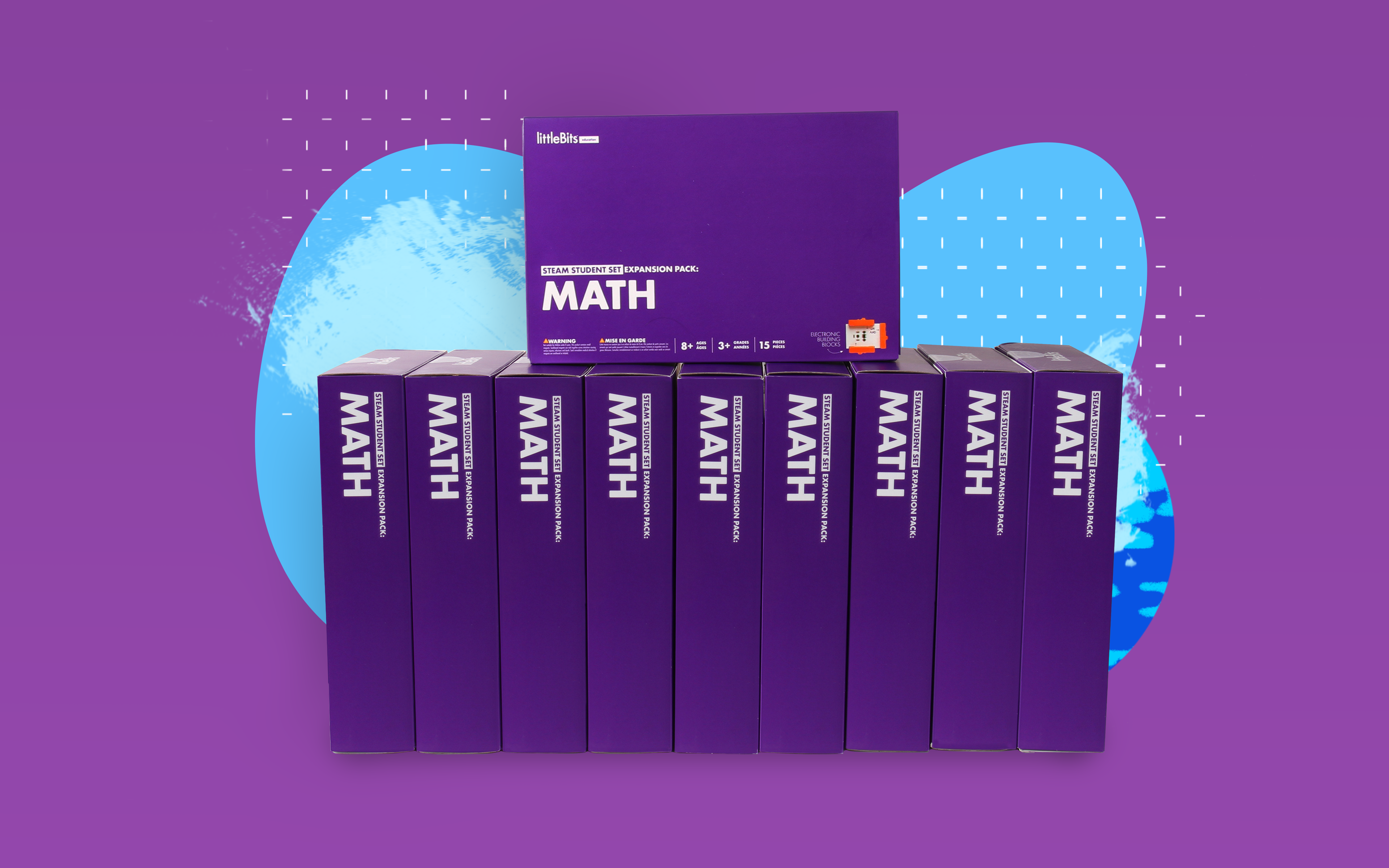 STEAM Student Set Expansion Pack: Math Classroom Bundle