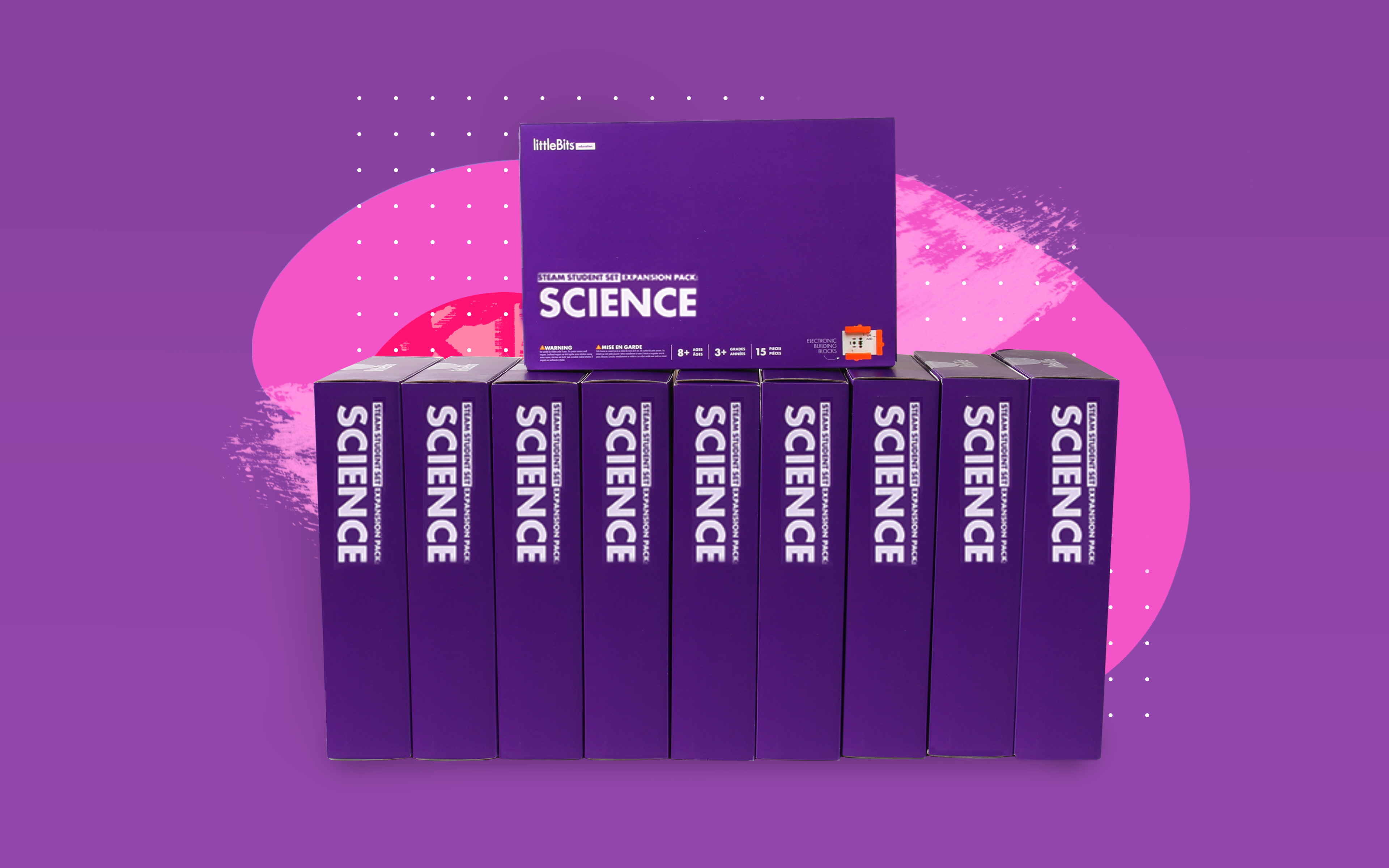 STEAM Student Set Expansion Pack: Science Classroom Bundle