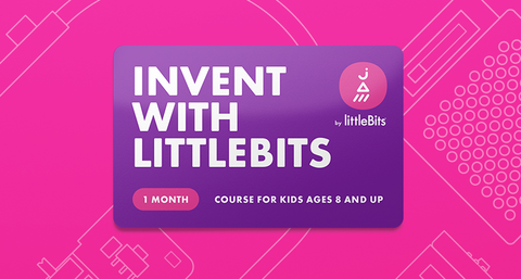 One Month of littleBits Course