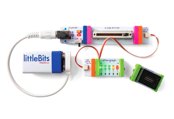 littleBits | Electronic Building Blocks for the 21st Century