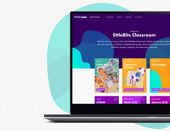 Solutions for schools, districts and learning spaces.