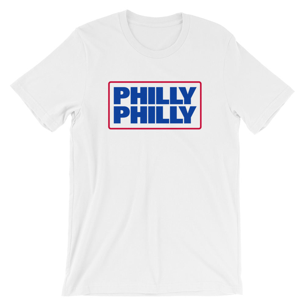 Philly Philly (White)
