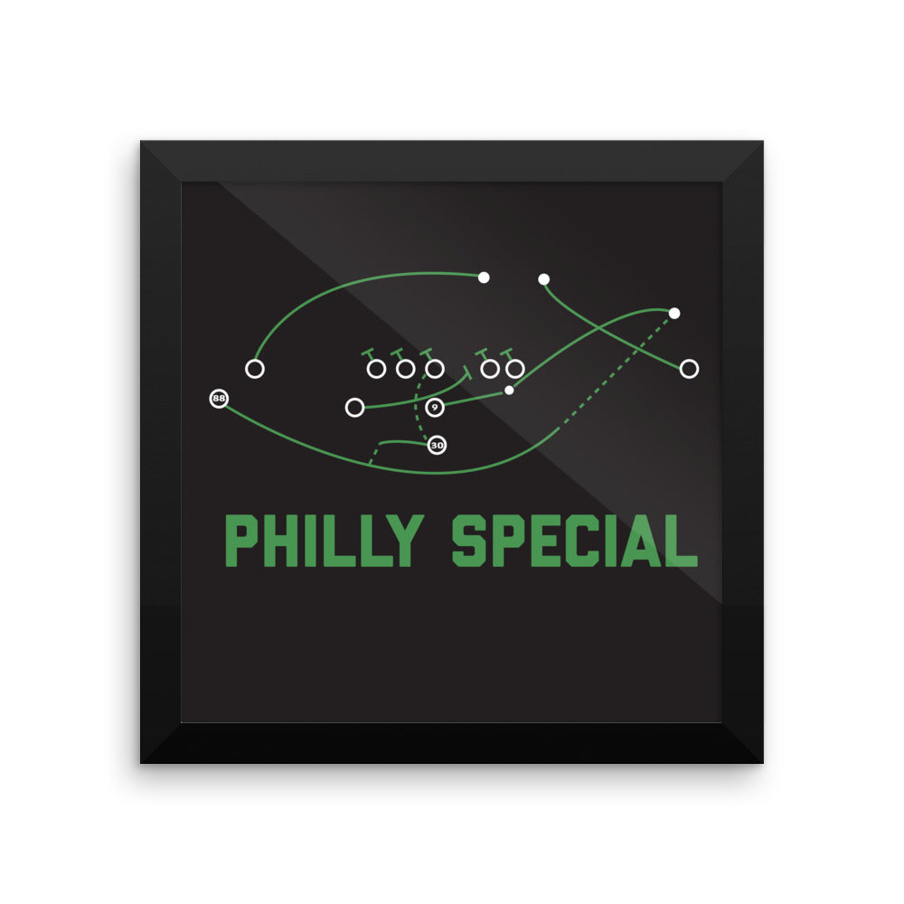 Philly Special Poster