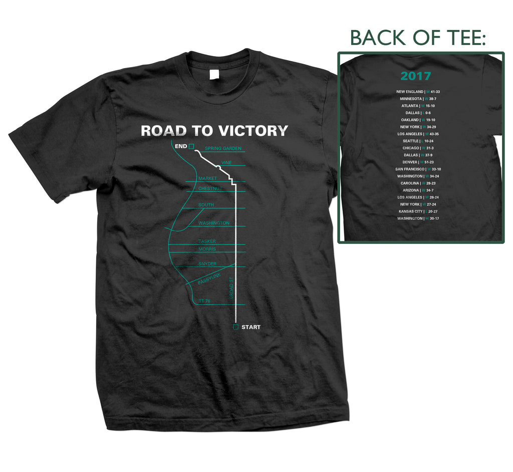 Road To Victory (Black)