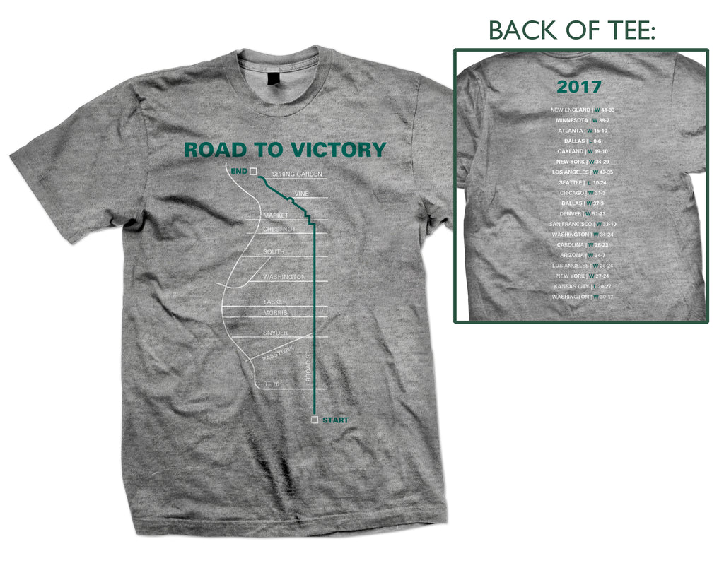 Road To Victory (Grey)
