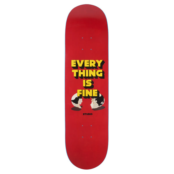 I'm Fine - Skateboard - SOLD OUT