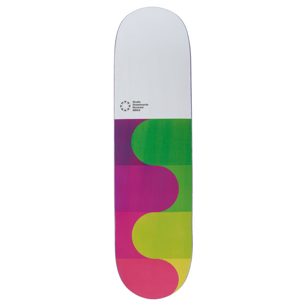 Montreal 2020 - Purple - Skateboard - SOLD OUT