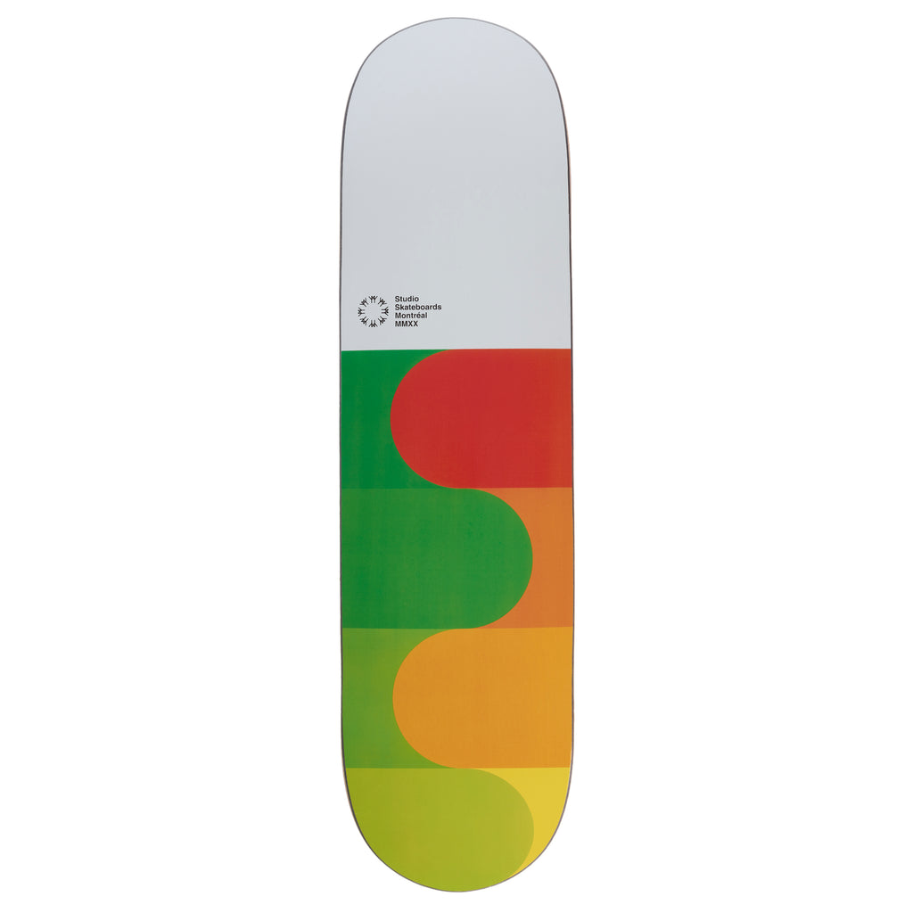 Montreal 2020 - Green - Skateboard - SOLD OUT
