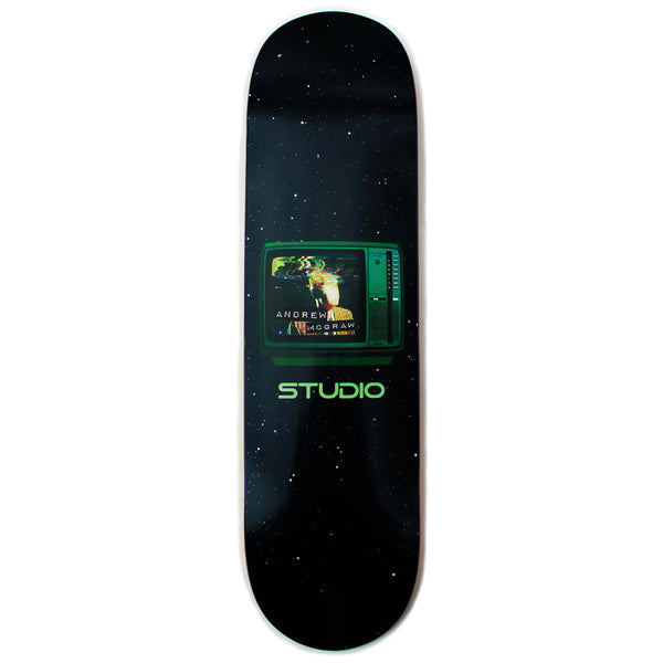 SOLD OUT - Andrew McGraw - Space God - Skateboard