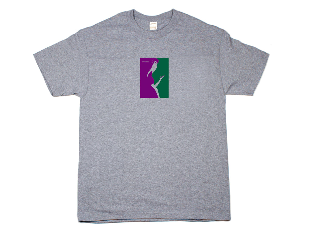 Kiss - Tee - Heather Grey