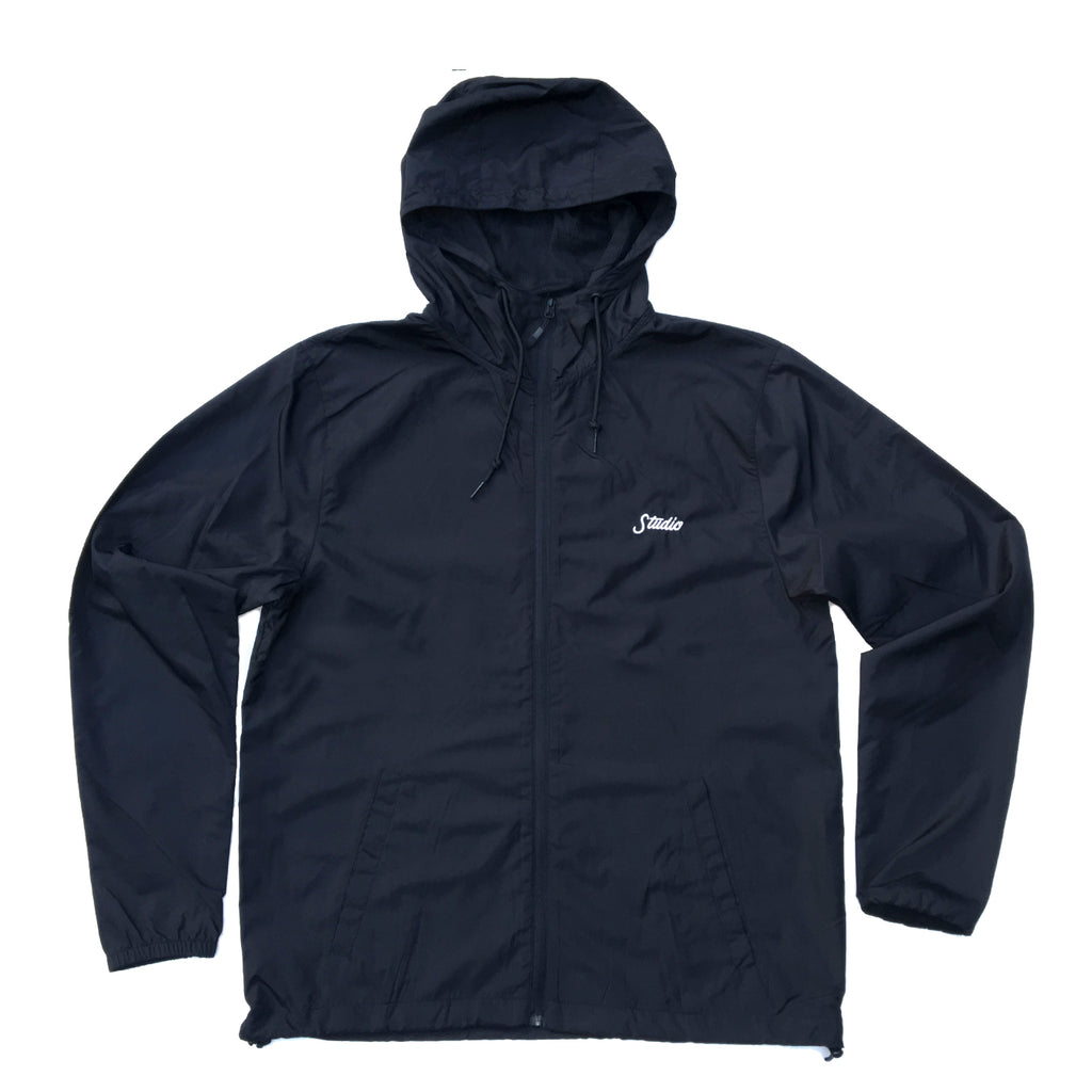 Windbreaker - Black - SOLD OUT