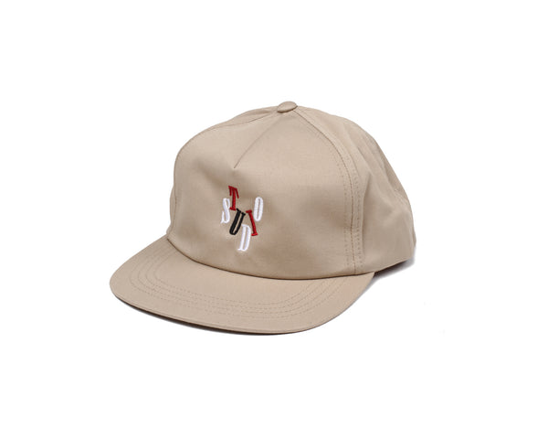 SOLD OUT - Blue Sky - Snapback - Khaki