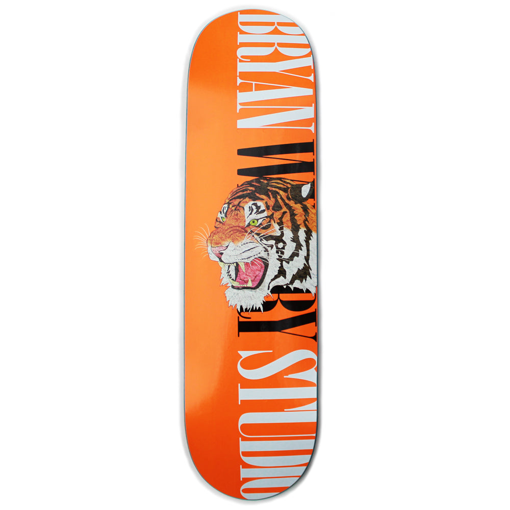Bryan Wherry - Tiger - Skateboard